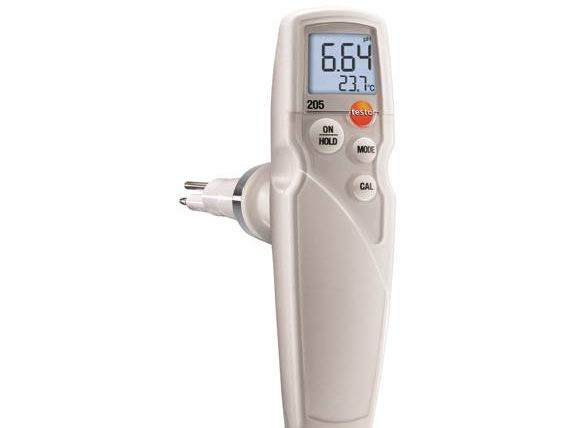 testo-205-one-hand-pH-temperature-measurement-instrument