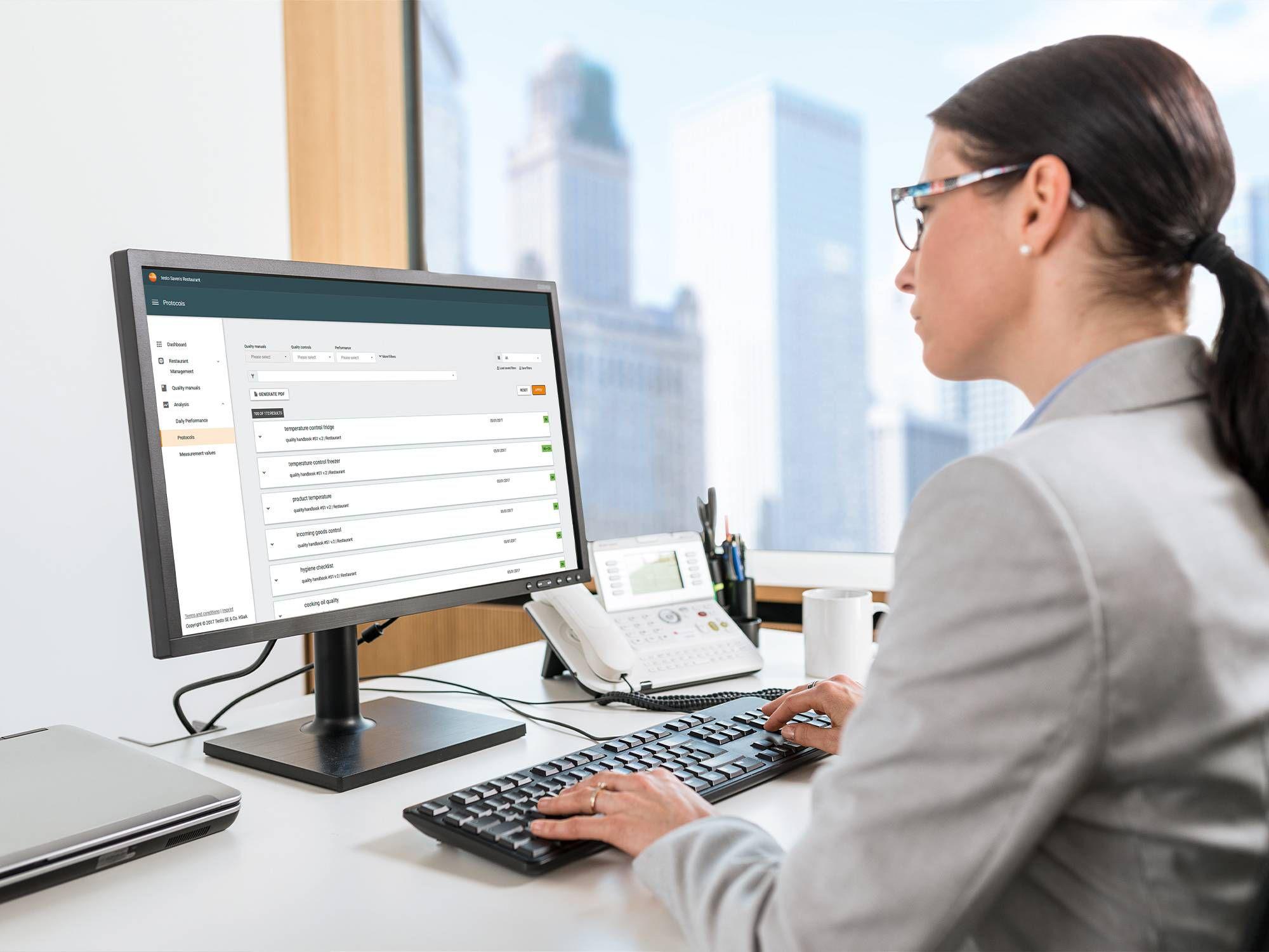 Quality management digital
