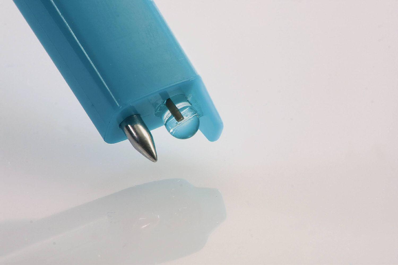 pH1-Sondenkopf für Flüssigkeiten