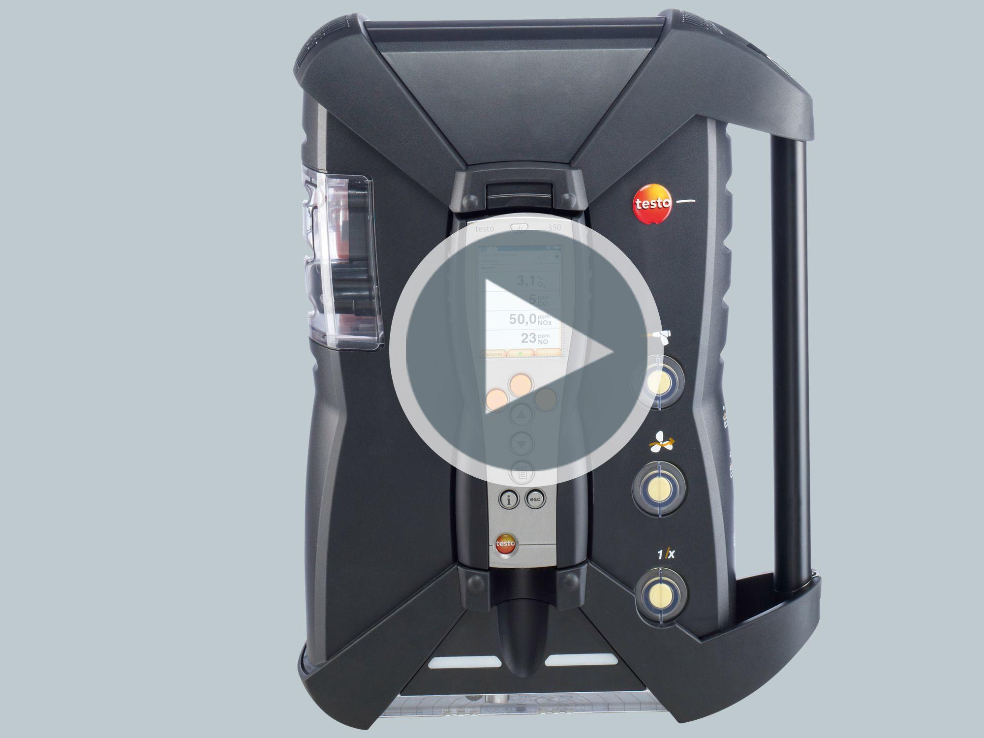 How-To Videos: testo 350