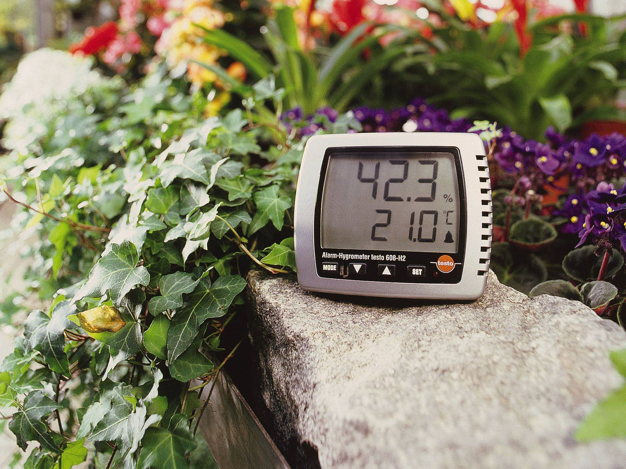 Thermohygrometer testo 608