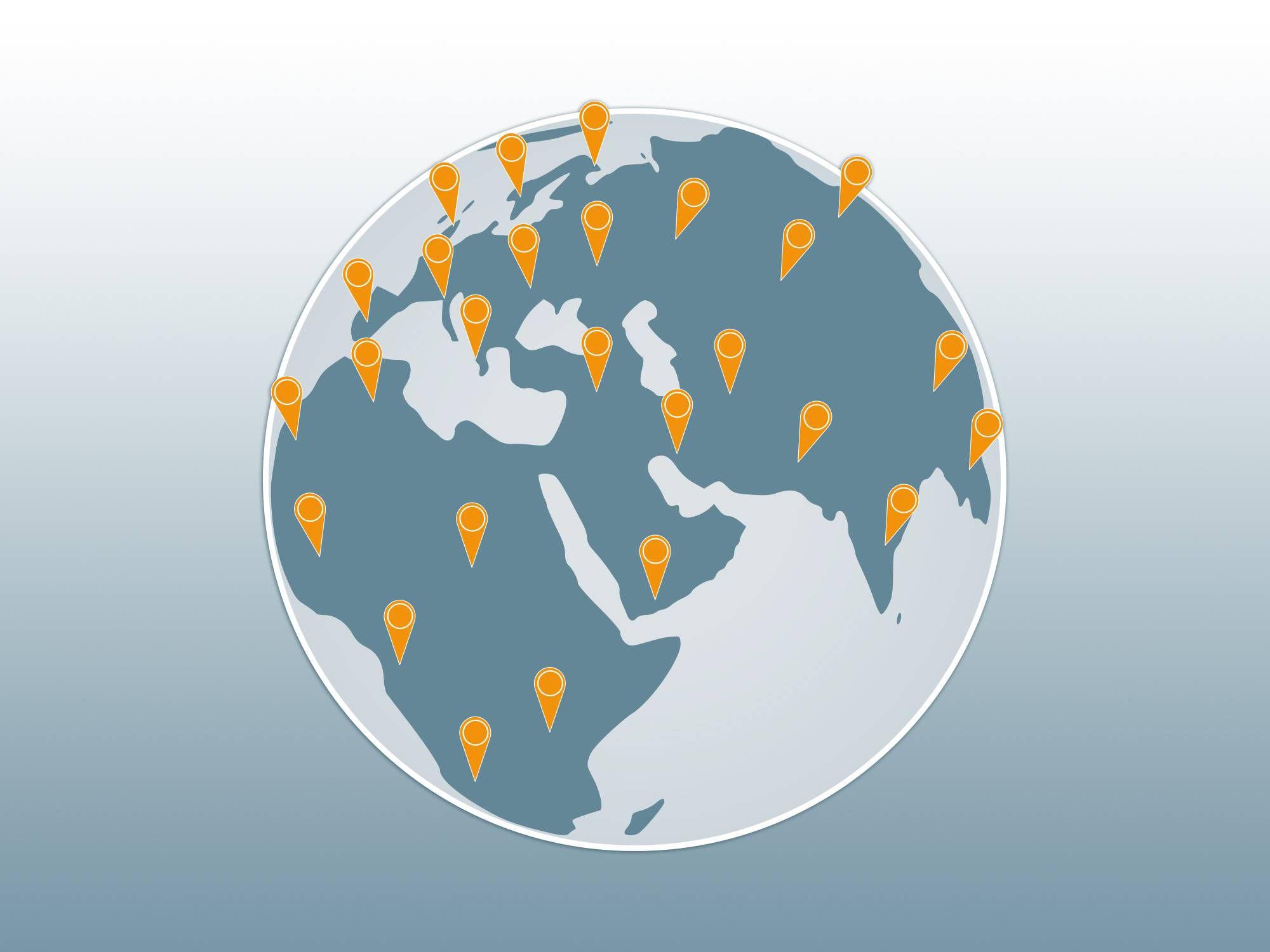 testo Saveris Retail Chain's multilingual software