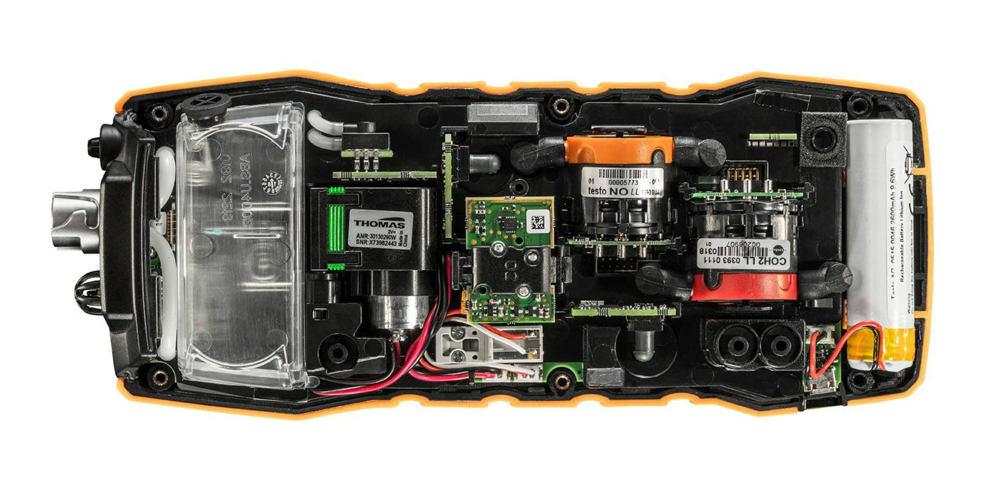 Sensors testo 300