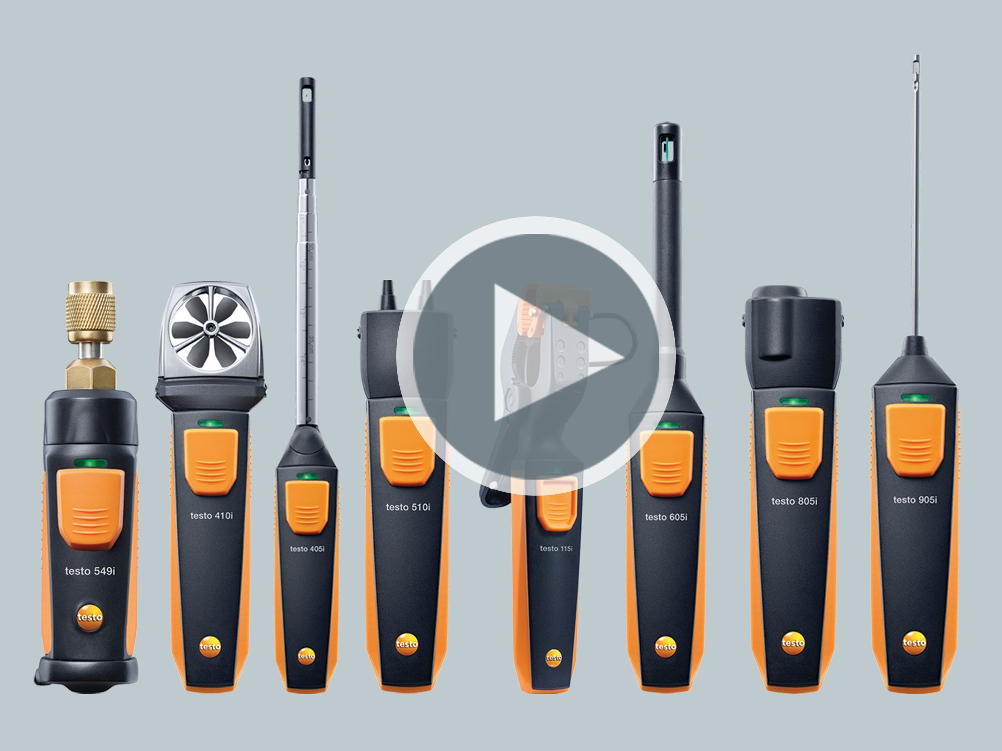 How - To Videos : Testo Smart Probes | Smart Tools