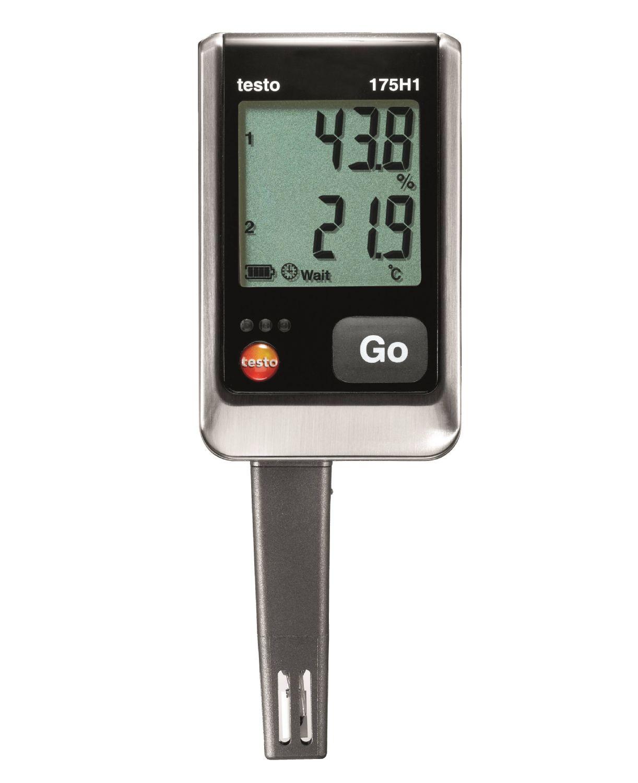 Enregistreur de température/humidité autonome