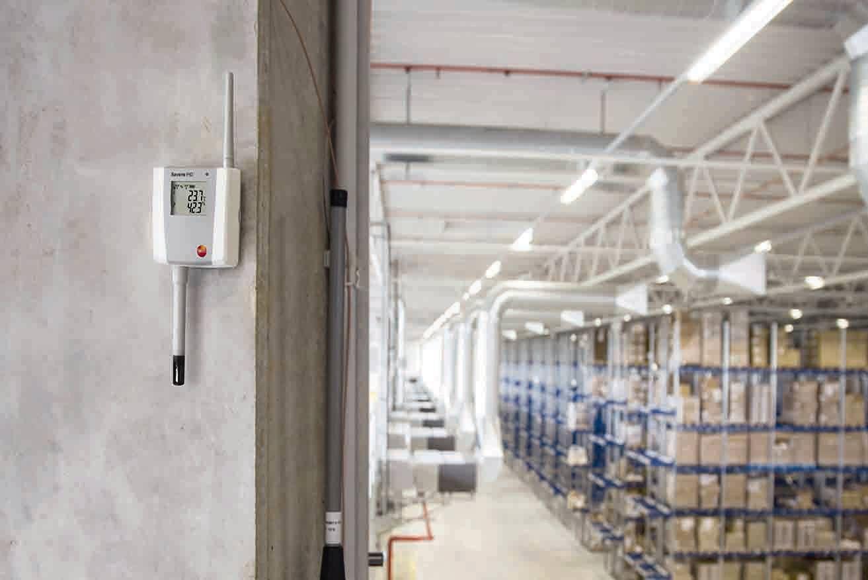 德图testo Saveris温湿度监测系统优势