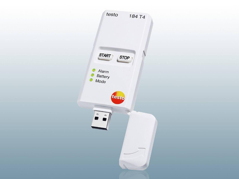 Data logger USB di temperatura