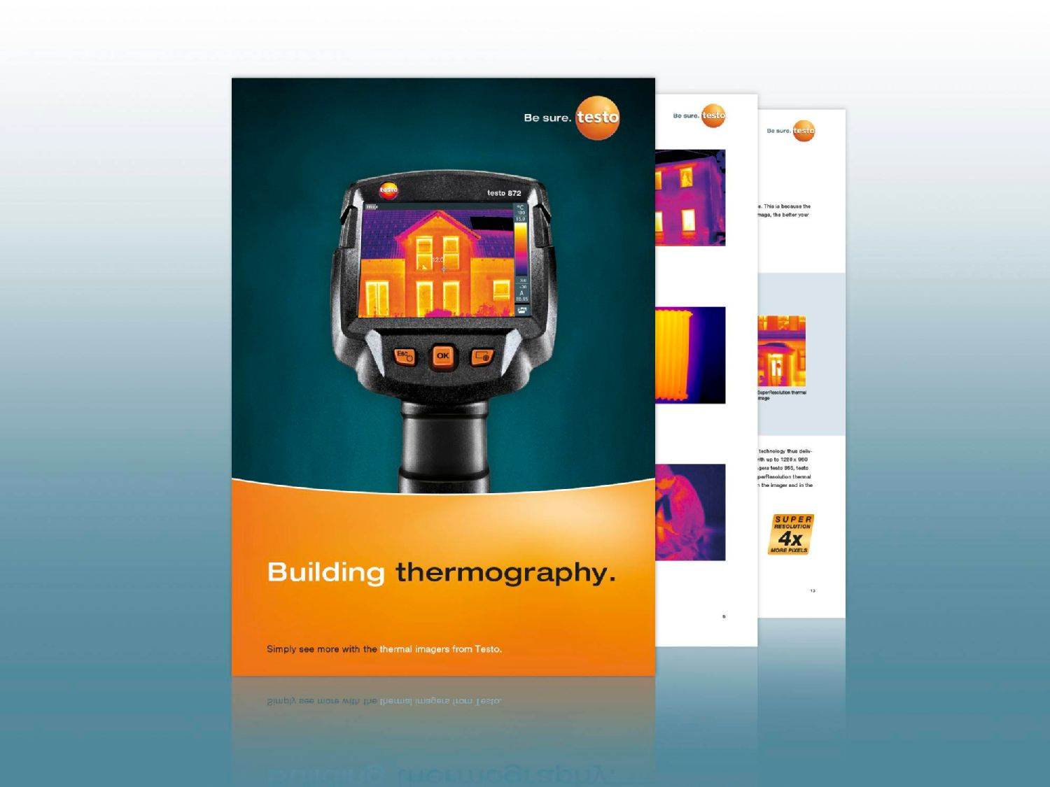 Brochure building thermography