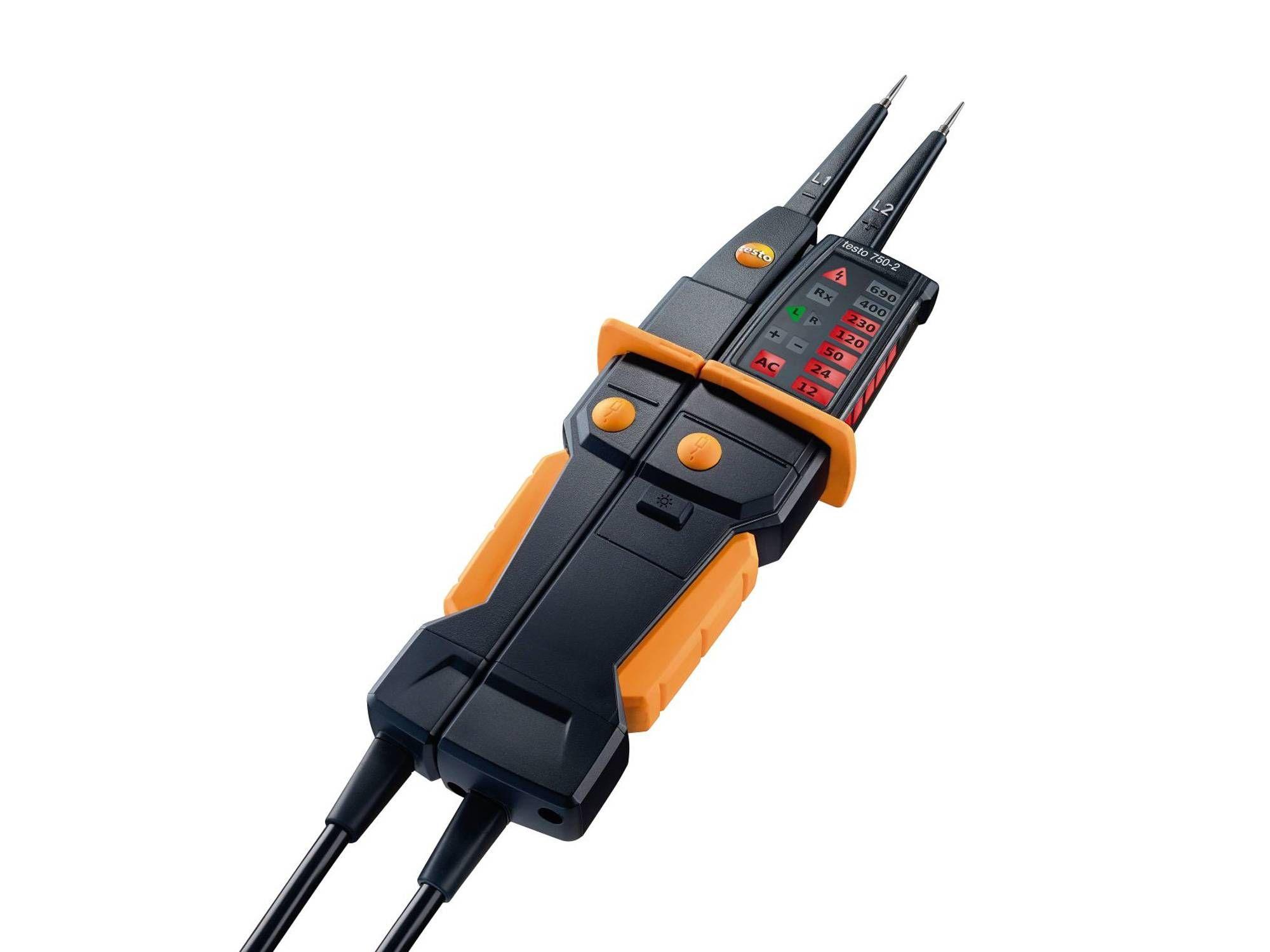 Voltage tester testo 750-2