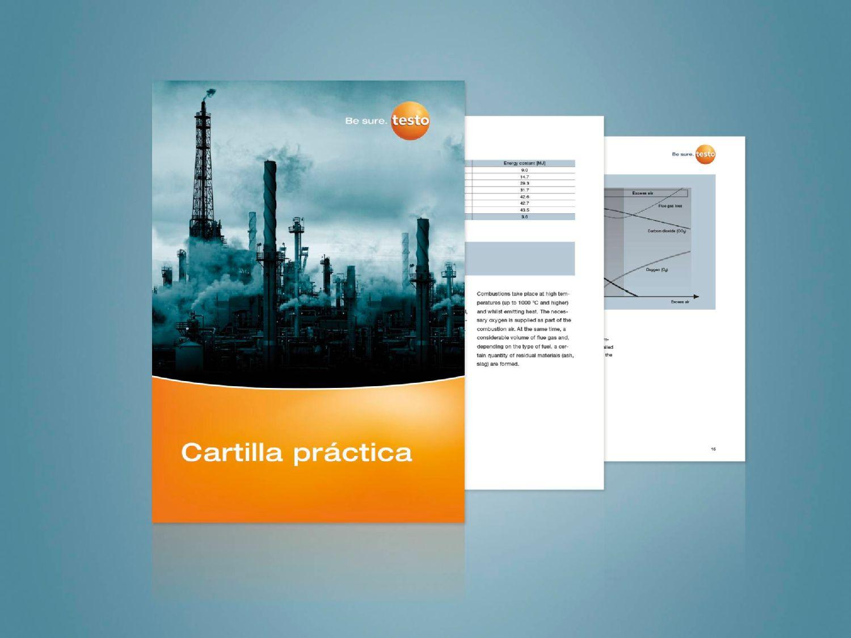 Cartilla práctica para los gases de combustión