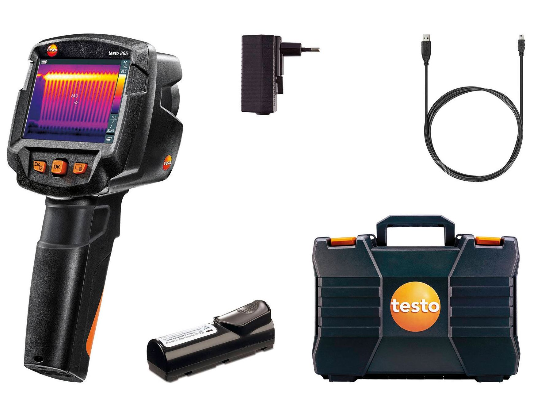 testo 865 - thermal imager