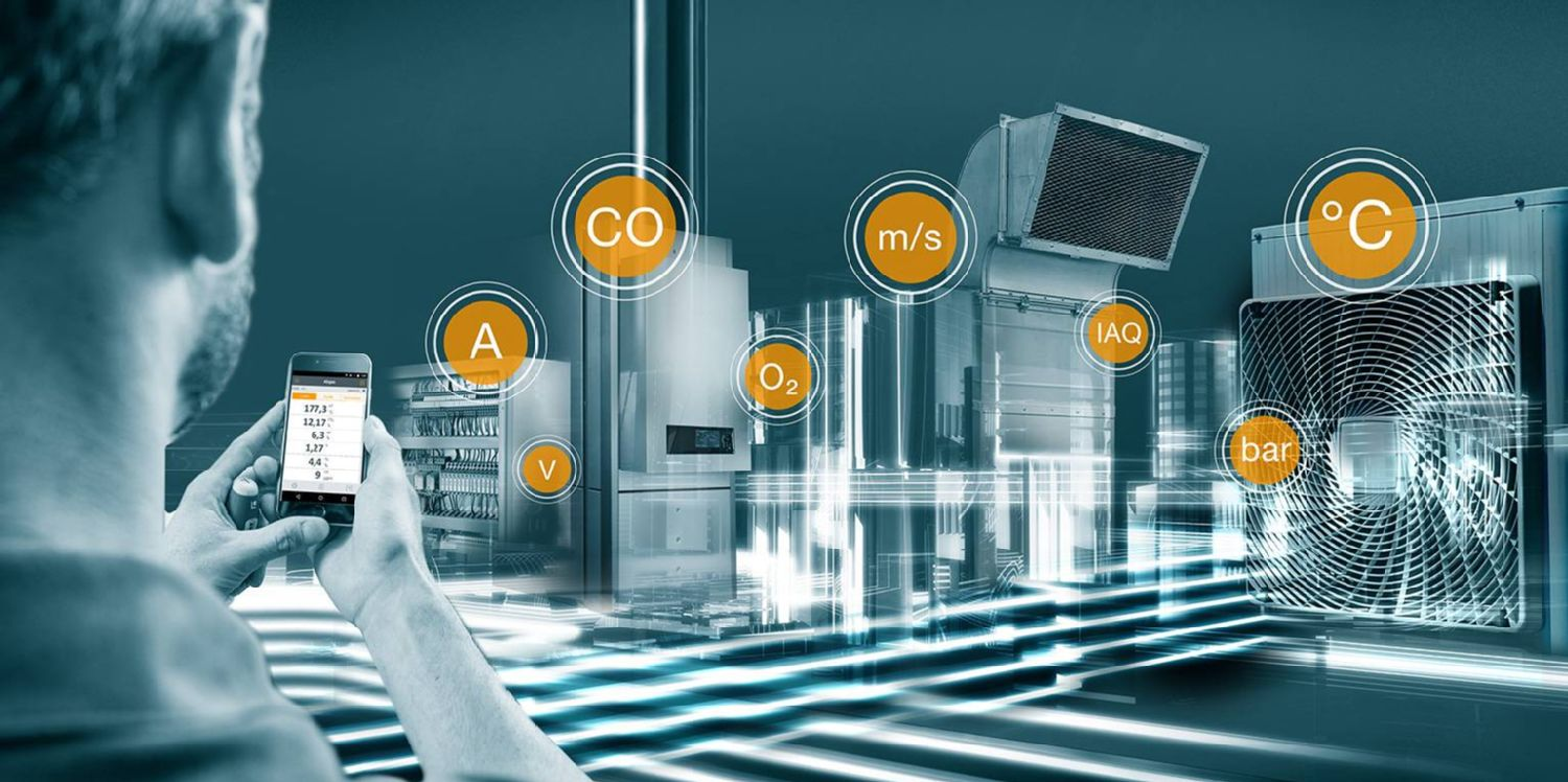 Smart measurement technology from Testo