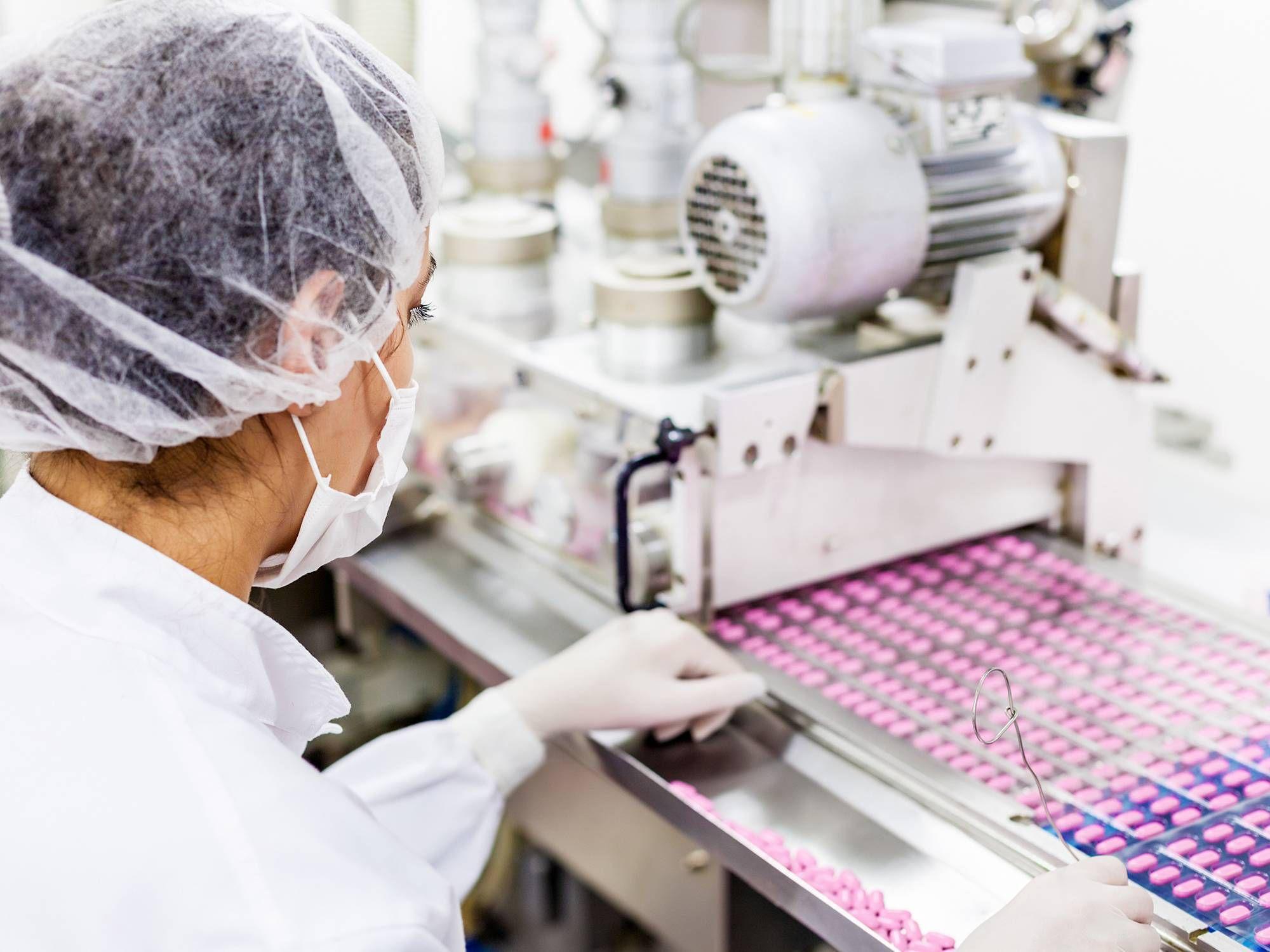 testo Saveris生命科学环境监测系统在制药领域的应用