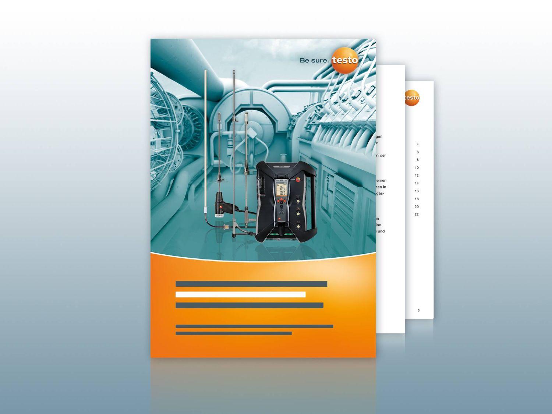 Brochure emission probes