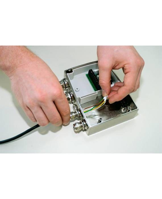Transmetteur de température et d'humidité pour les applications critiques