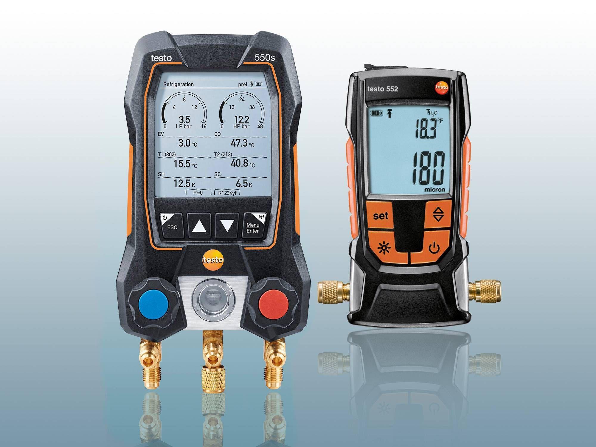 pressure measurement possibilities