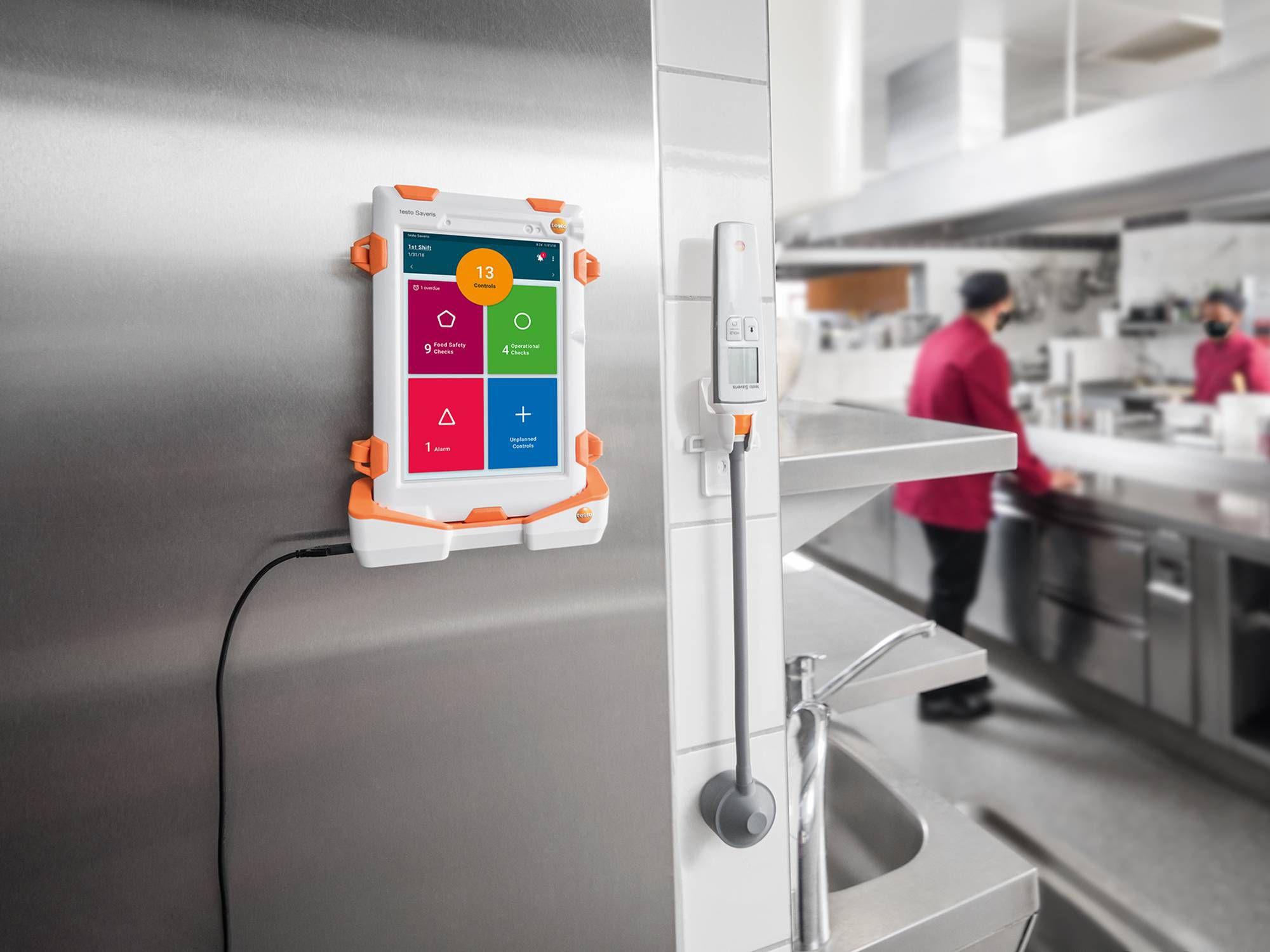 德图食品安全数字质量管理系统提供支持