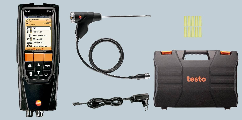 Kit professional testo 320