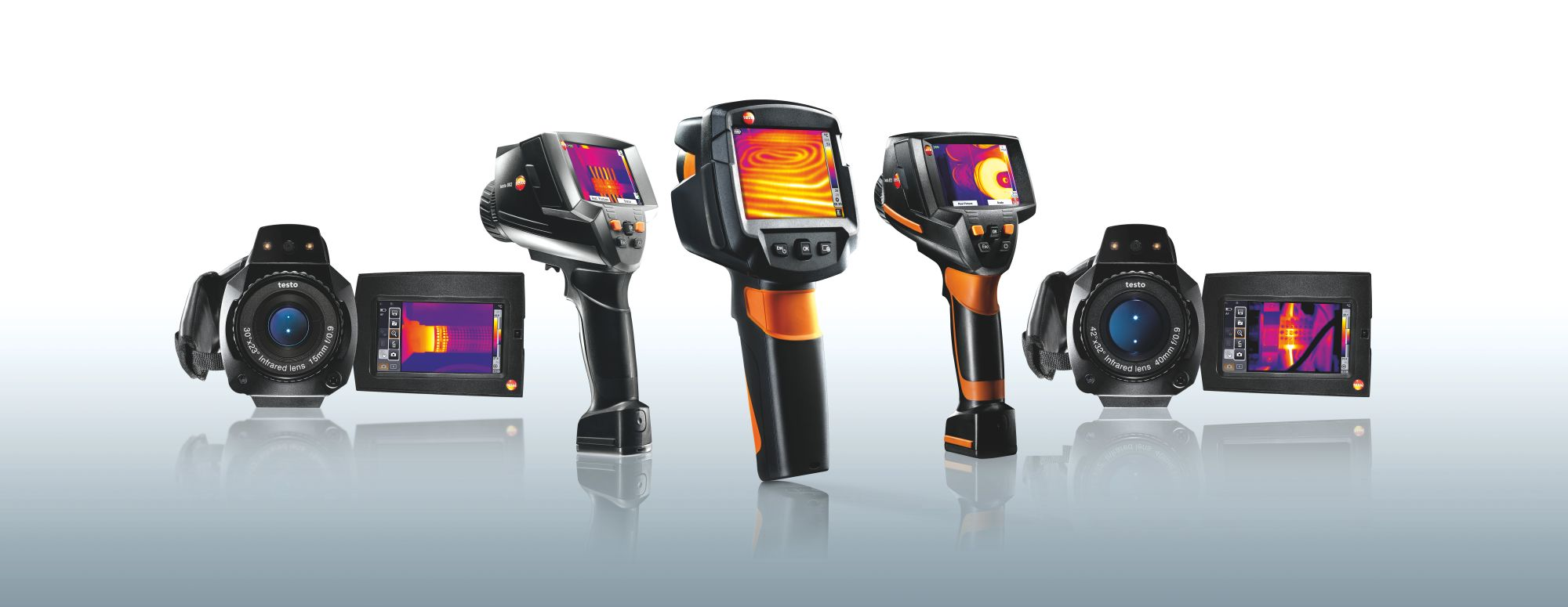 Thermal imagers from Testo