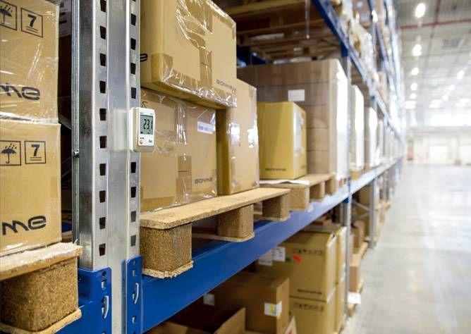 药品仓库温湿度分布与验证