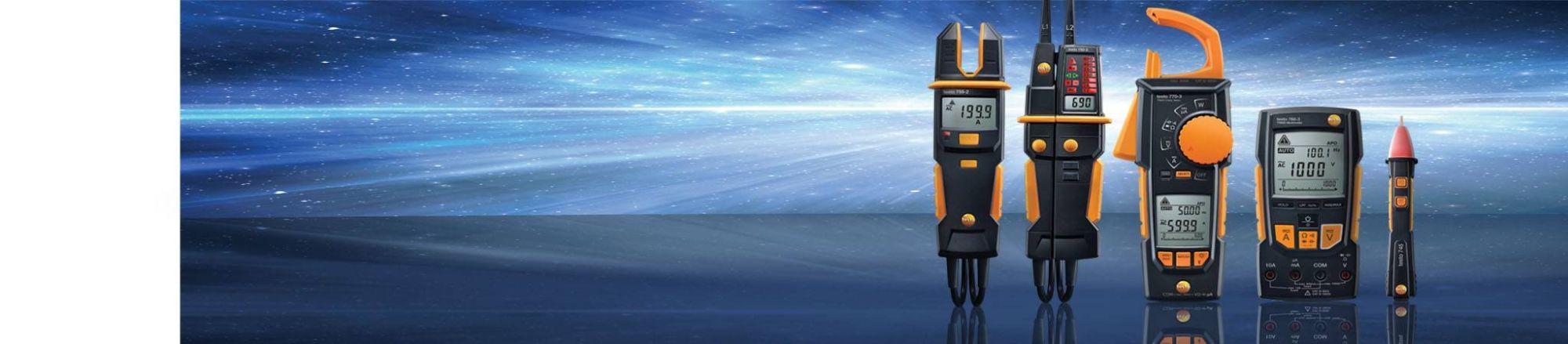 Tehnologia <br />măsurătorilor<br /> electrice. <br /><strong>Reinventată </strong>