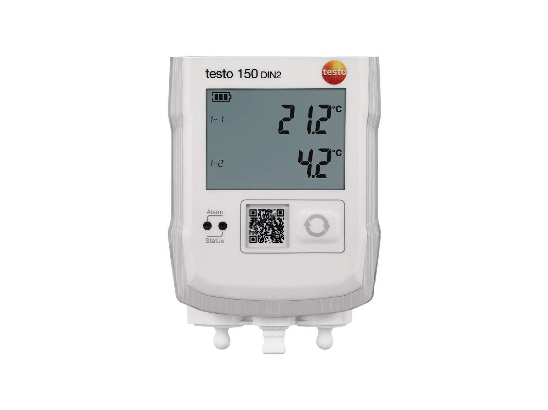 testo 150 DIN2数据记录仪