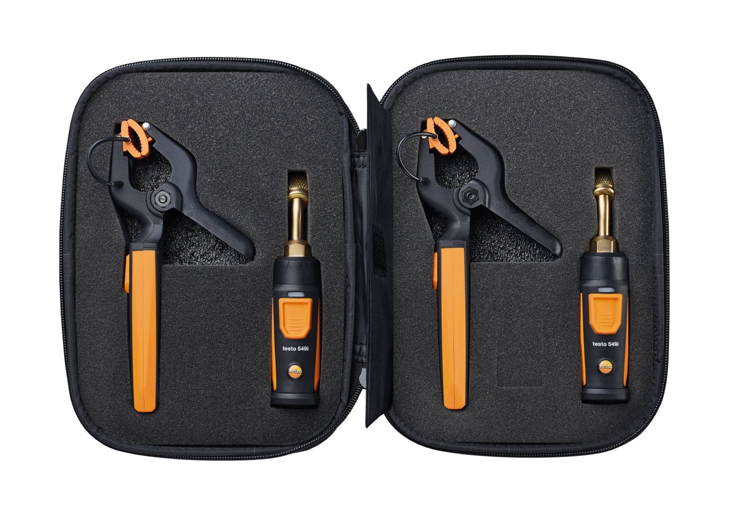 testo Smart Probes AC & Refrigeration Test Kit delivery
