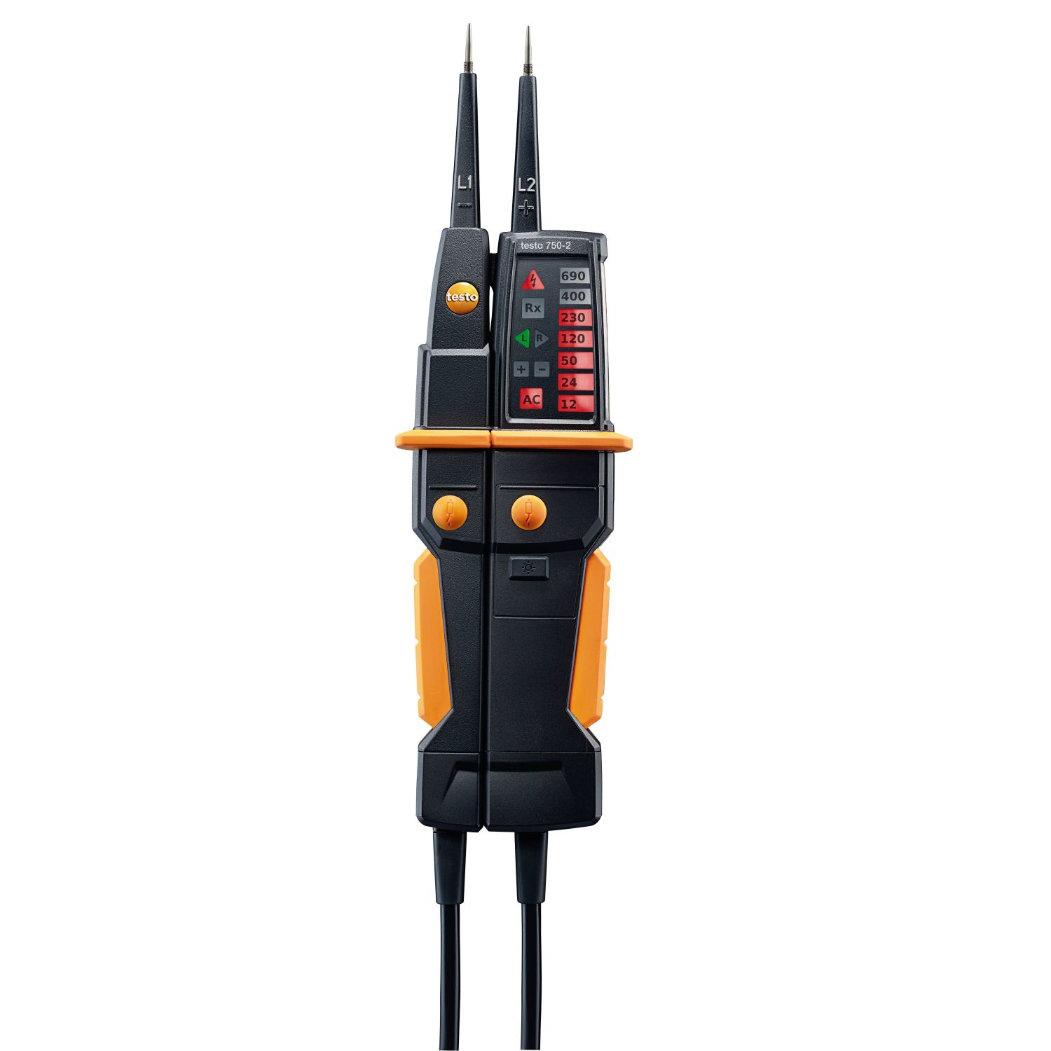 Electrical Measuring Instruments : Electrical measuring instruments testo ltd