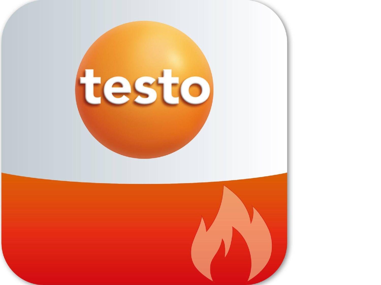 testo flue gas App / testo 330i App