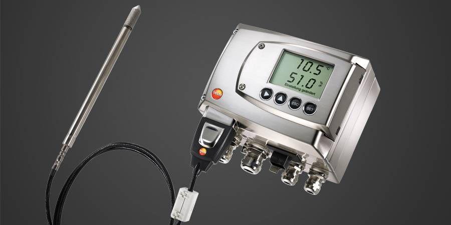 6681温湿度变送器