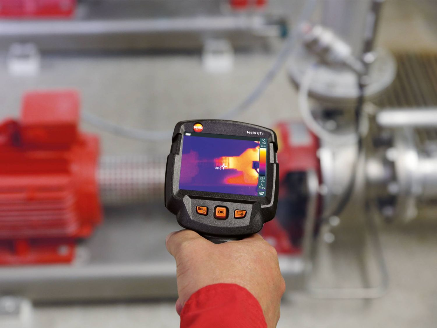 Thermal imager industry