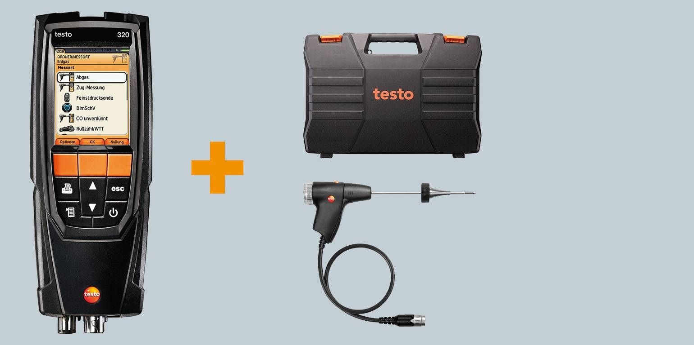 testo 320 basic-Set