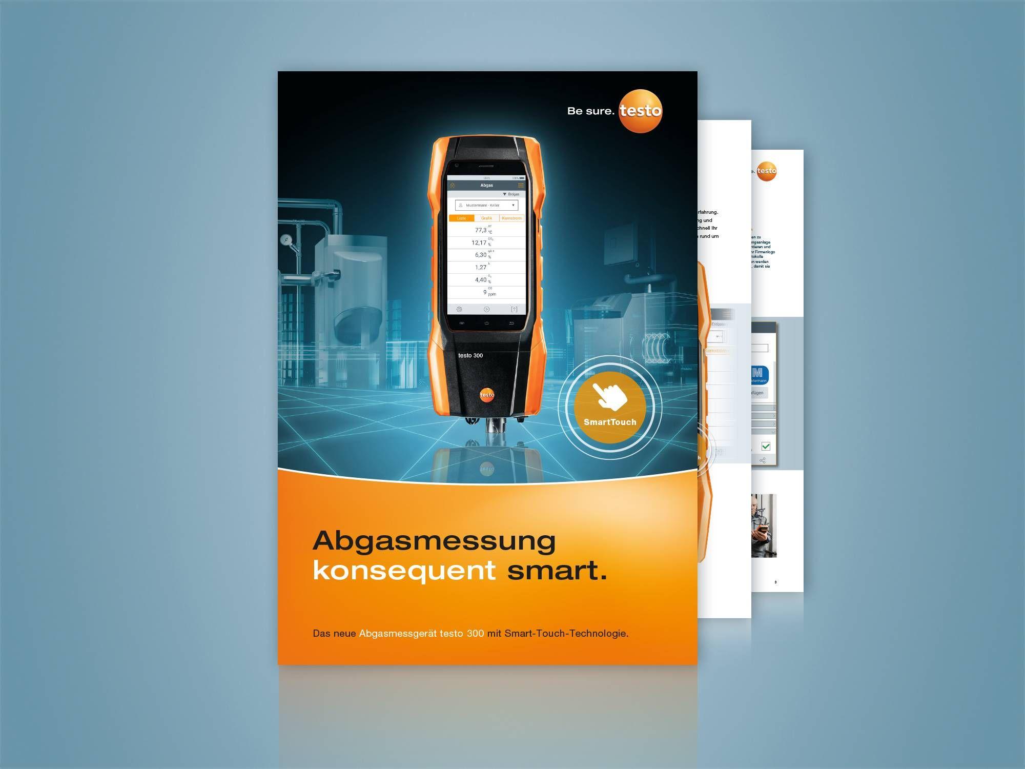 Download Broschüre testo 300