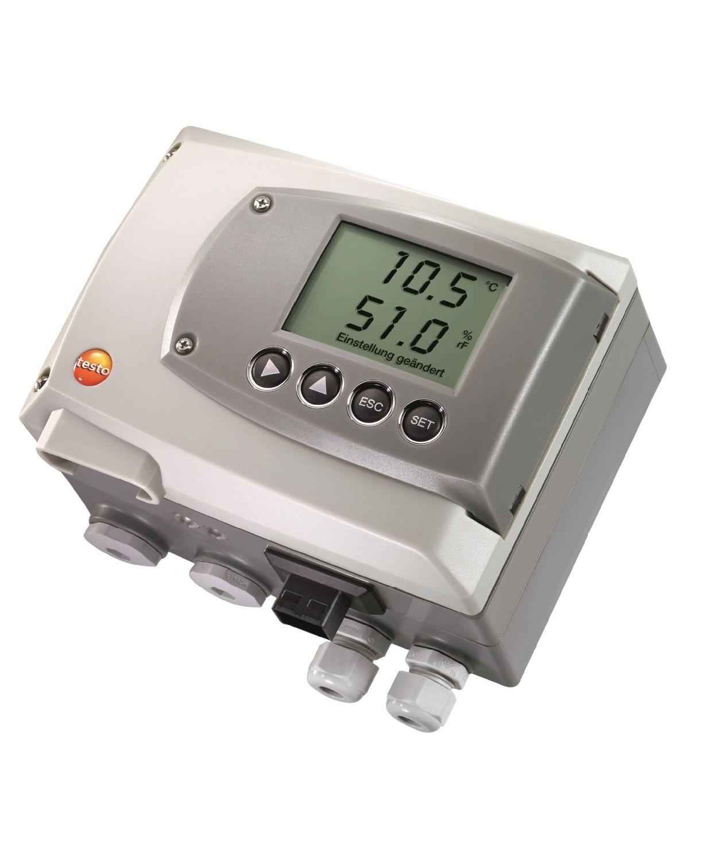 testo 6651 transmitter omvormer