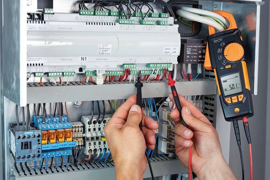电工参数的测量