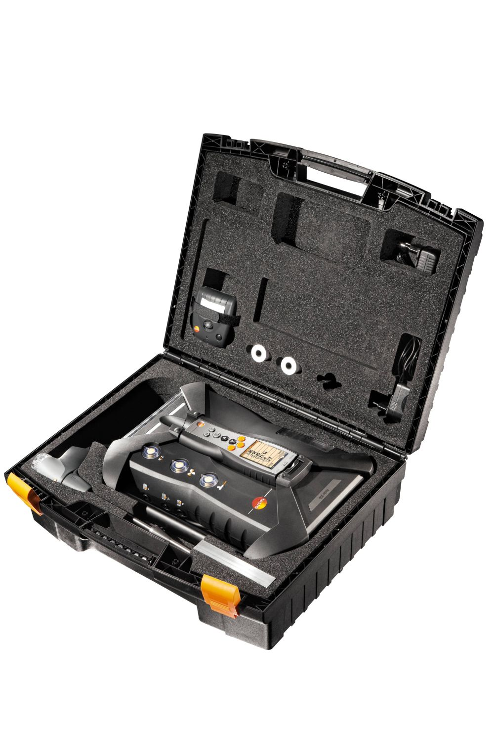 testo 350 emissie analyzer