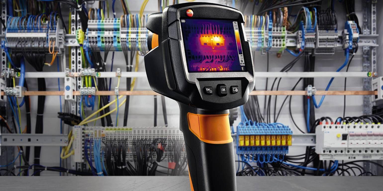 Thermografie an elektrischen Betriebsmitteln