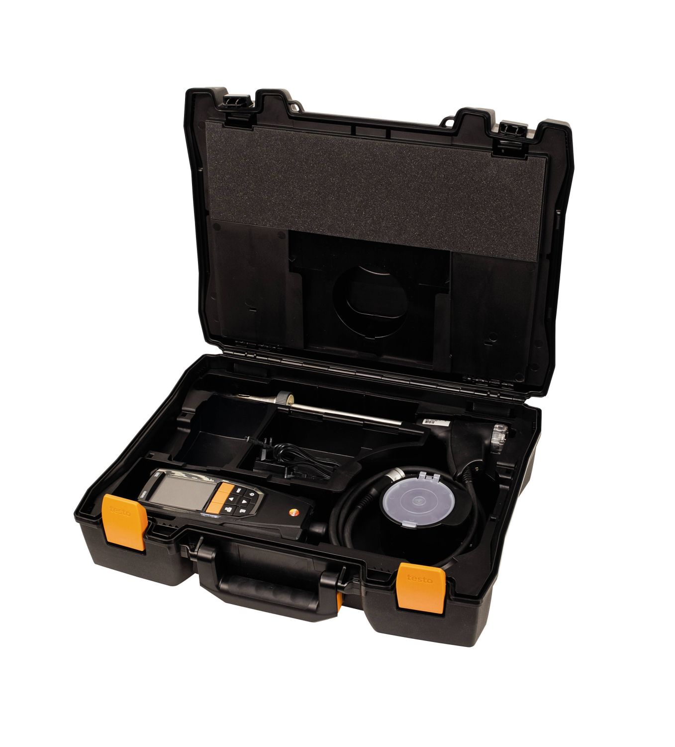 testo 320 set without printer