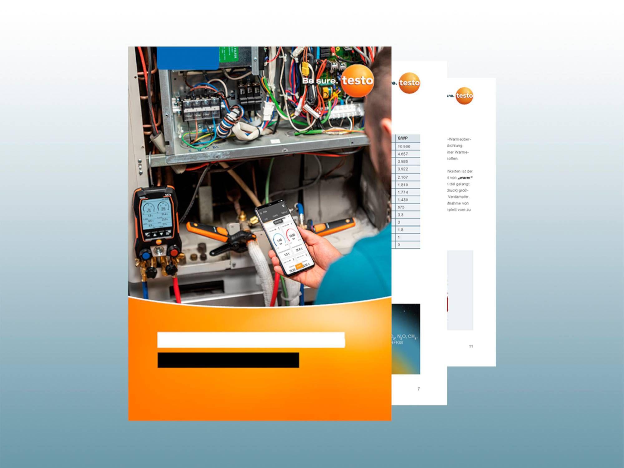 实用指南:德图制冷系统测量技术