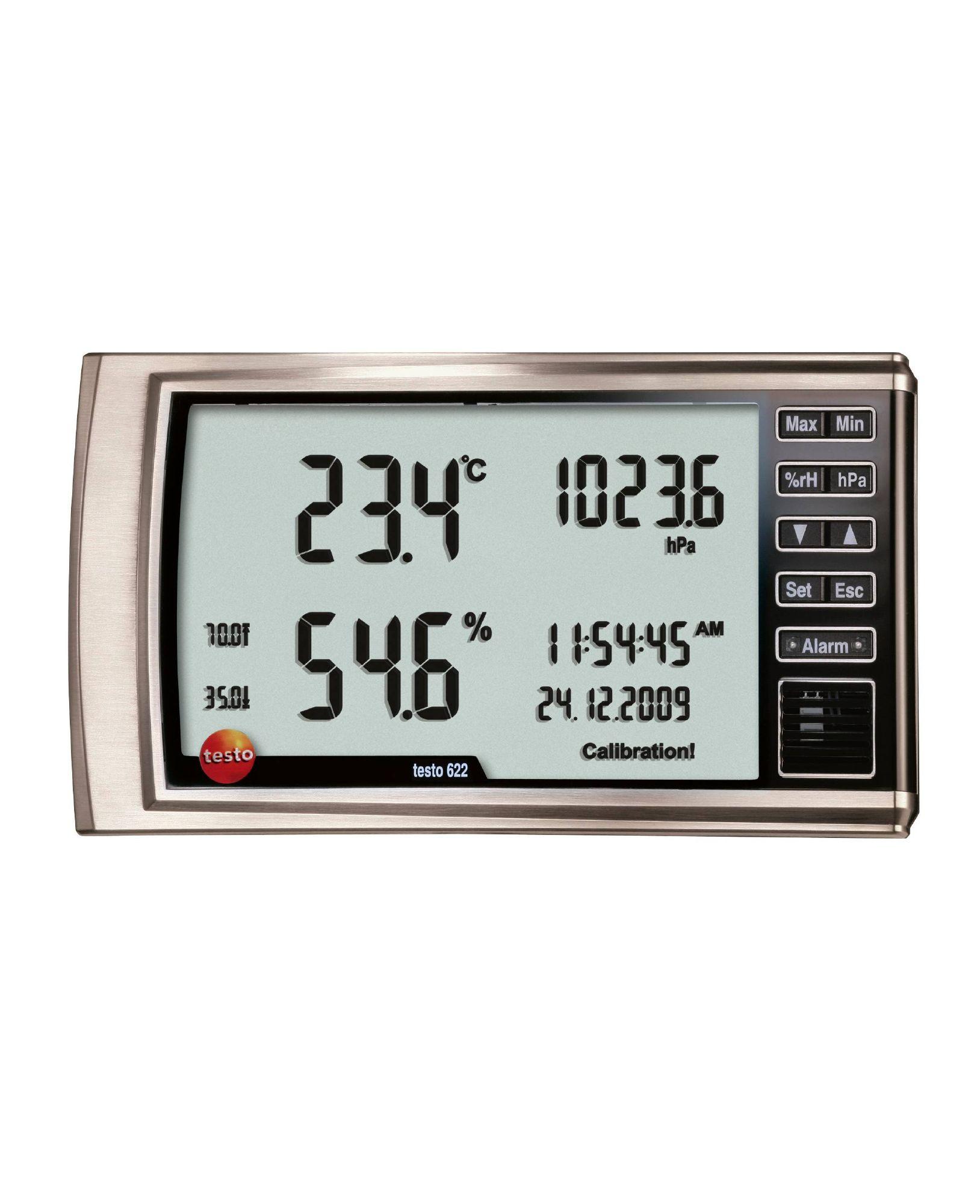 Thermo-hygromètre et baromètre