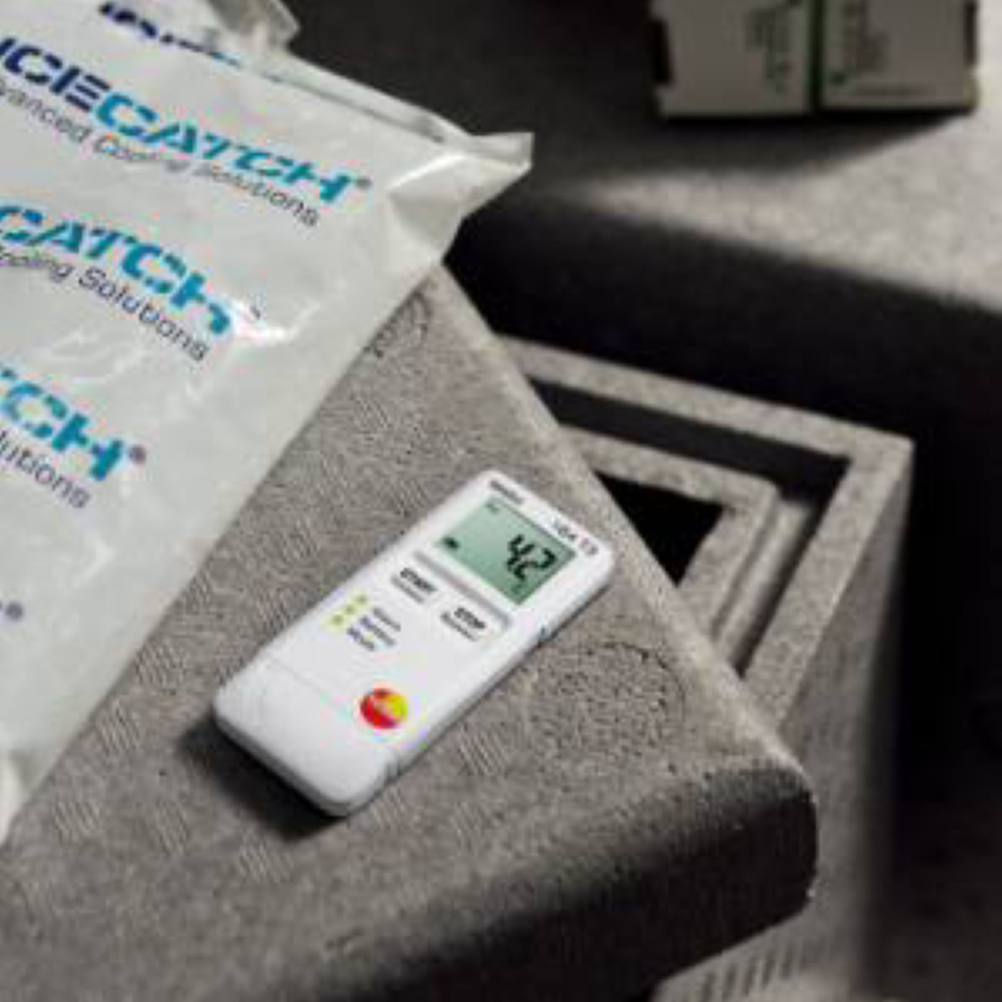 疫苗等药品冷链记录仪解决方案