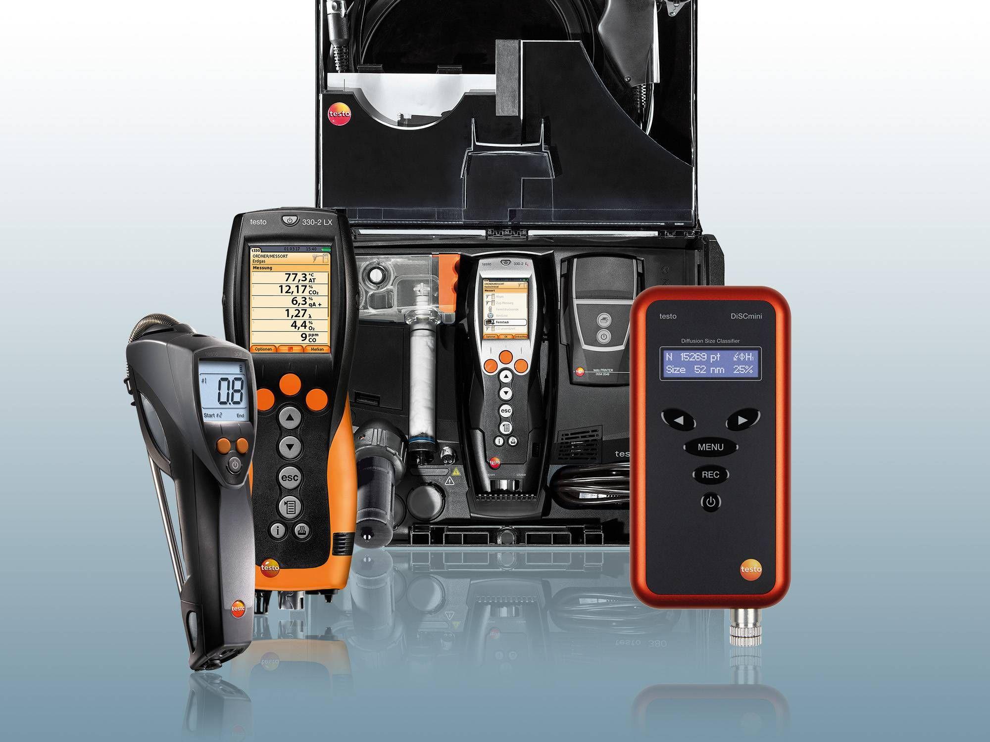 Feinstaubüberwachung – die verschiedenen Gerätevarianten