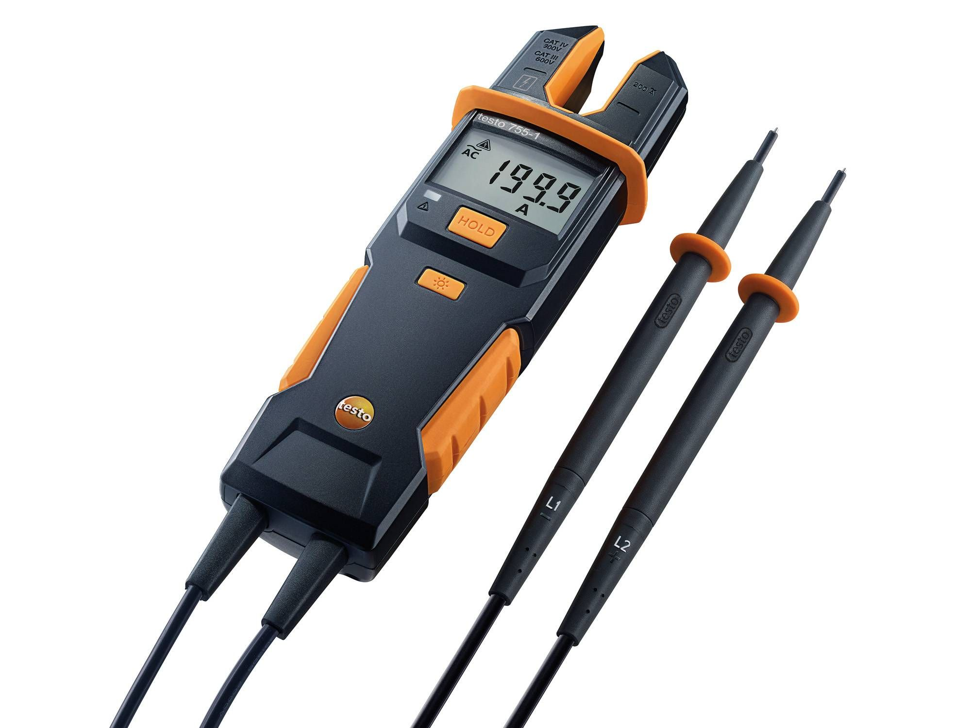 Current / voltage testo 755-1