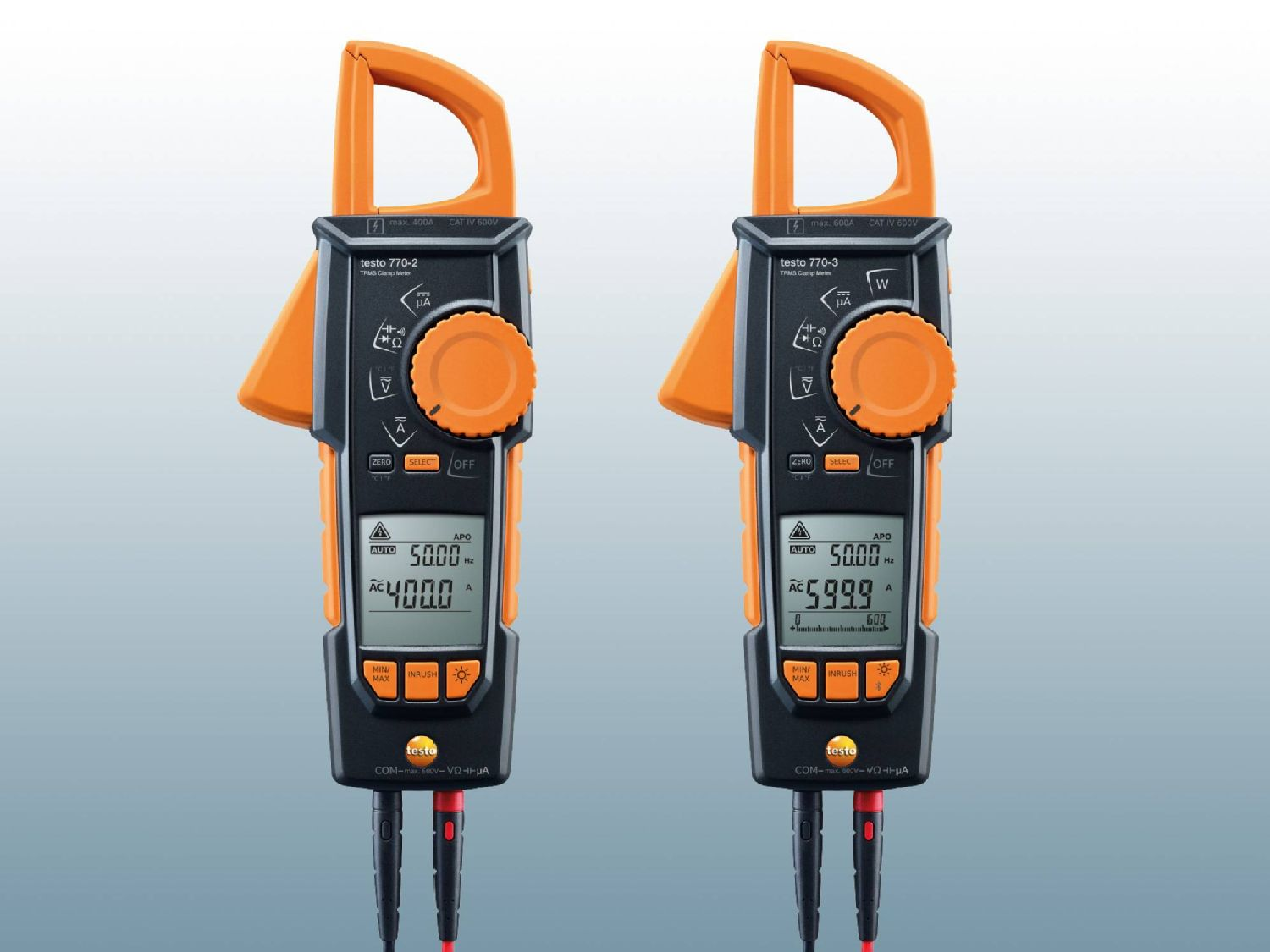 Leakage current probes