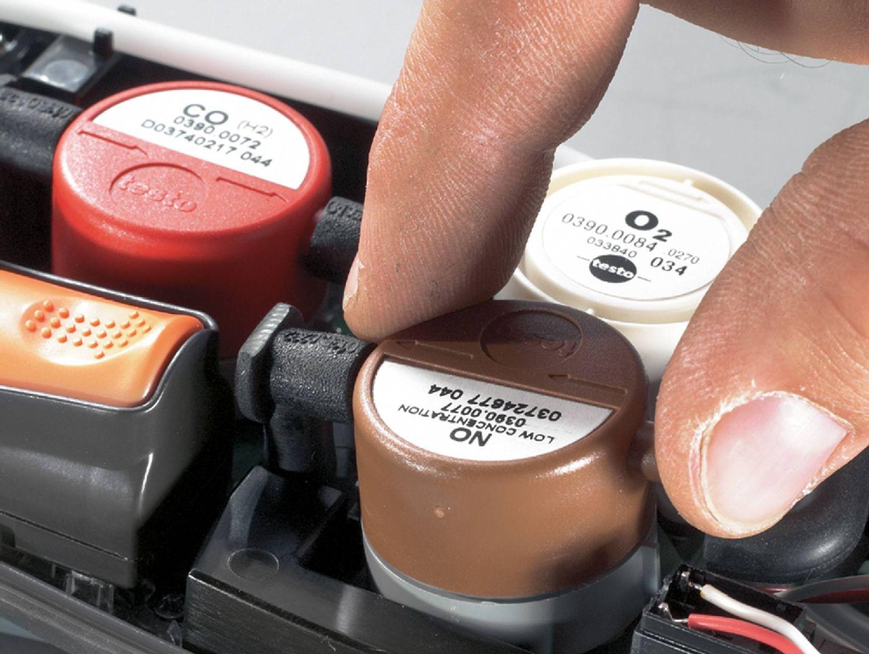 Measurement technology emission Testo