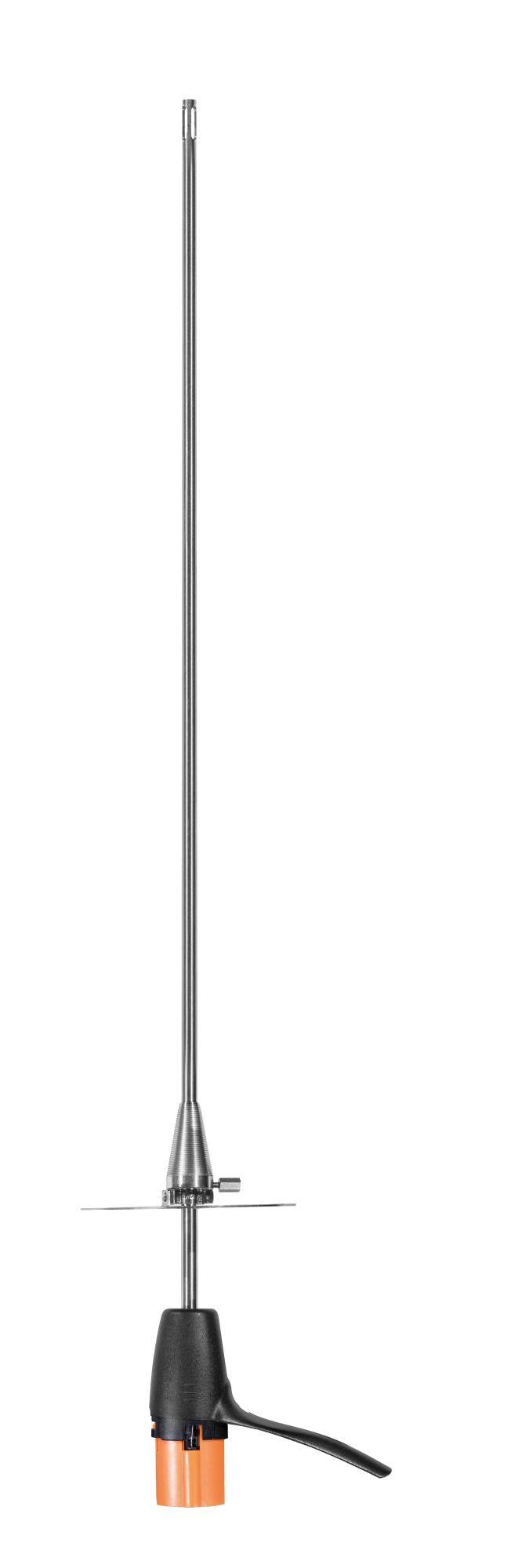Sondenrohr Länge 700 mm, inkl. Konus