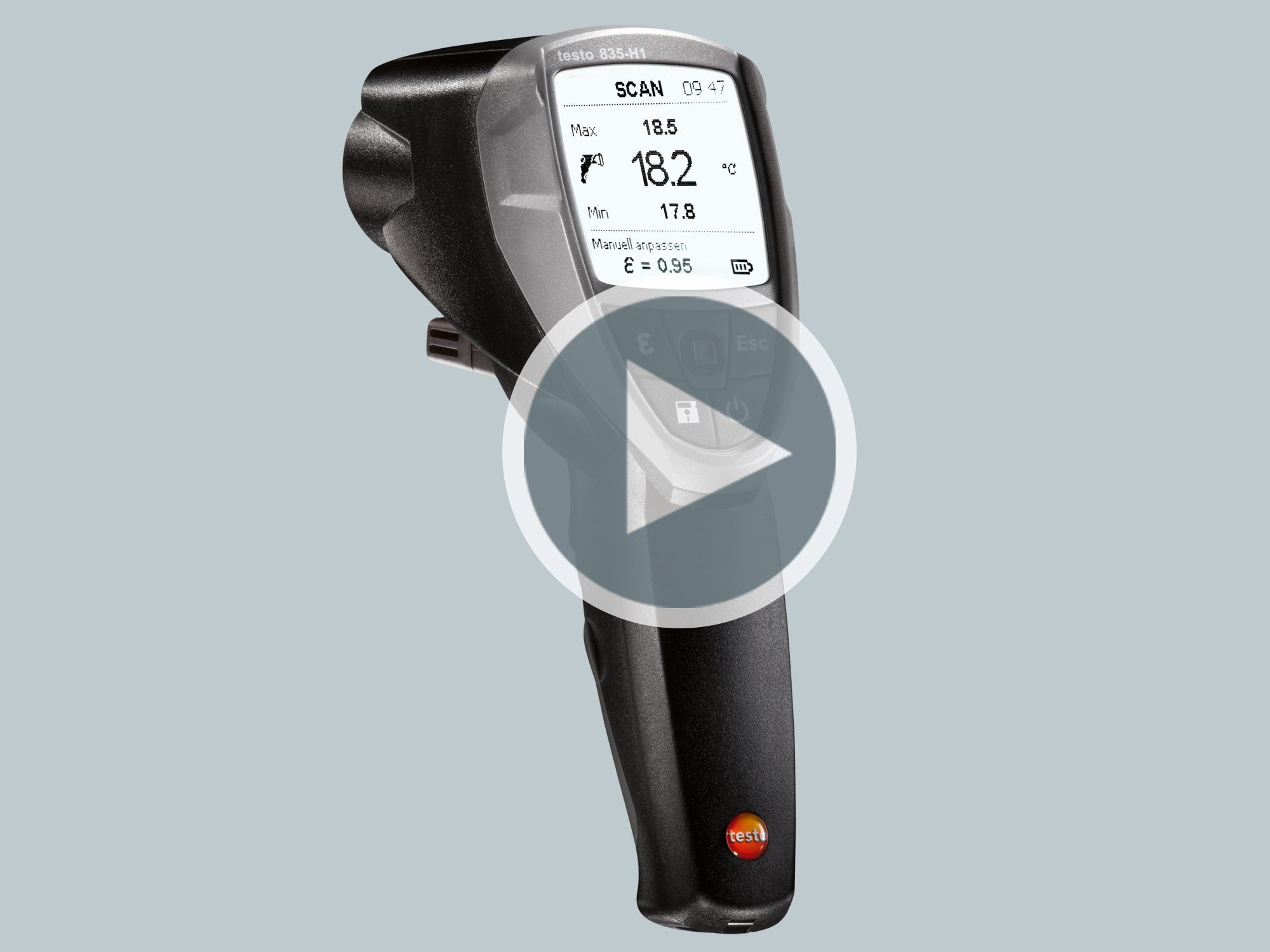 How-To Videos: testo 835
