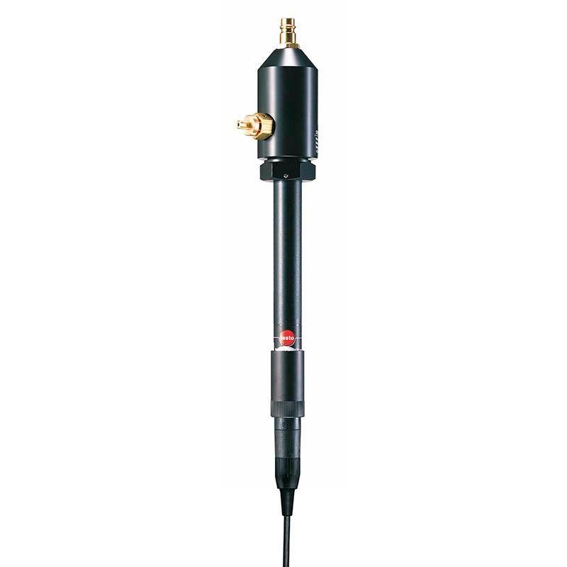 Sonda de punto de rocío de presión para mediciones
