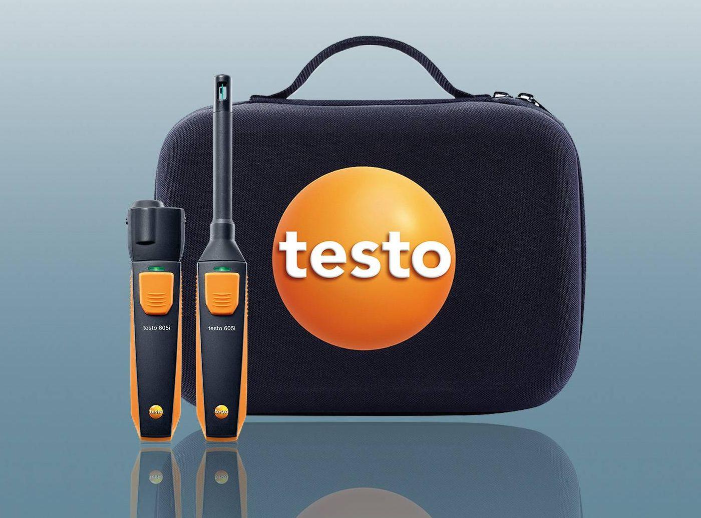 testo Smart Probes Anwendung Schimmeldetektion