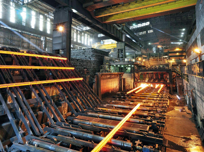 Metal and steel works